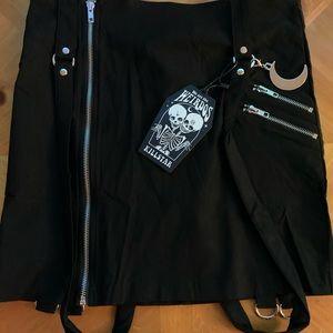 Adele mini skirt new in package